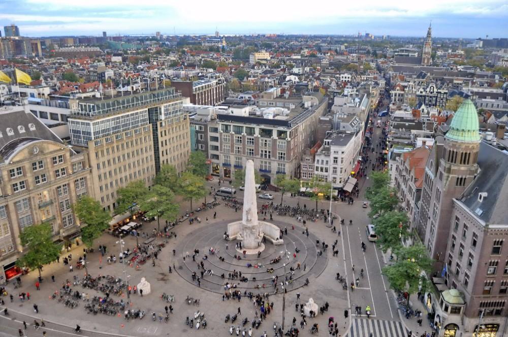 アムステルダムは世界で最も裕福な都市と呼ばれた