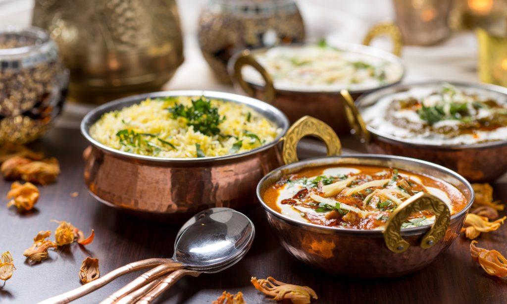 インド 文化 食通